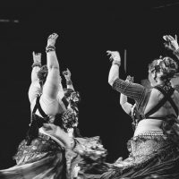 TriDevi Tribal, A-Line Variety Show 2017. Photo by Girl Named Shirl.