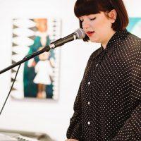 Adrianna Salmon, SkirtsAfire Media Launch 2016. Photo by Mat Simpson.