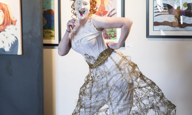 The Shape of Me, by Jane Kline. Photo by Keanna Hiebert.
