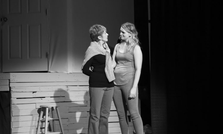 The Mommy Monologues, MainStage Production 2017. Photo by Keanna Hiebert.