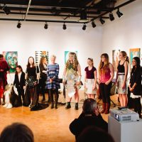 Skirt Design Competition, SkirtsAfire Media Launch 2016. Photo by Mat Simpson.