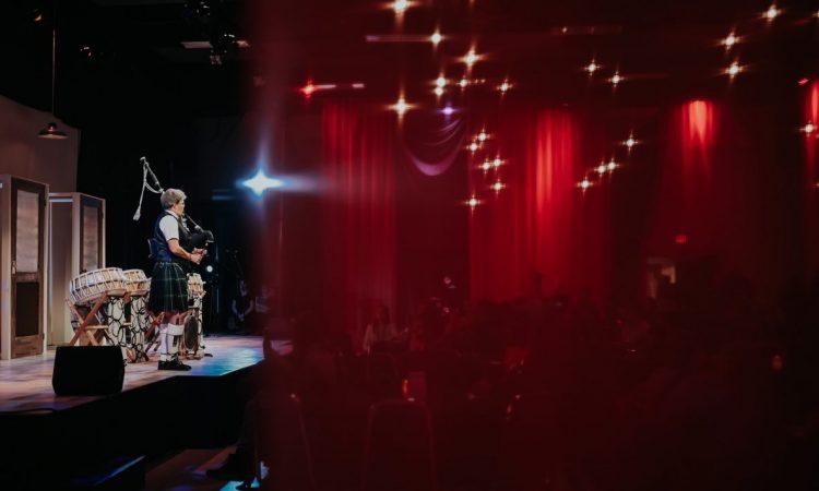 Jo-Ann Rauschenberger, The A-Line Variety Show 2018. Photo by April MacDonald Killins.