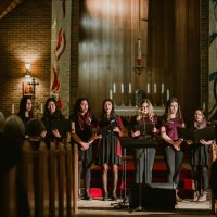 Women's Choir Festival 2018. Photo by April MacDonald Killins.