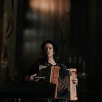 Maria Dunn Trio in Concert 2018. Photo by April MacDonald Killins.