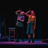 Poly Queer Love Ballad, SkirtsAfire MainStage 2019. Photo by April MacDonald Killins.